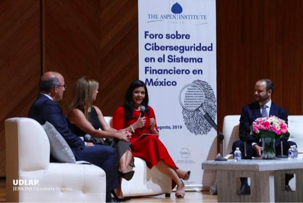 """La CNBV en el Foro sobre Ciberseguridad: """"Fortaleciendo la ciberseguridad para la estabilidad del sistema financiero mexicano"""