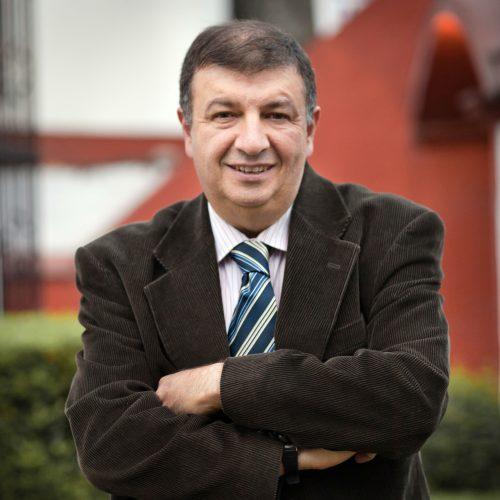 Raúl Guillermo Benítez Manaut