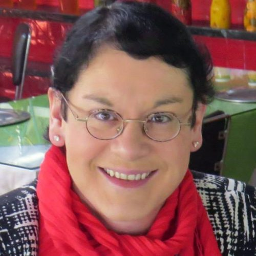 María Cristina Rosas